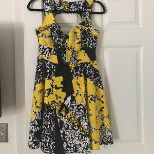 Xoxo dress with cutout back size 5/6